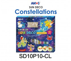 AMOS SUN DECO #SD10P10-CL(12 CONSTELLATIONS)