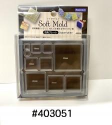 PADICO膠模- 大小方形 #403051
