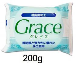 麵粉GRACE 樹脂黏土#858