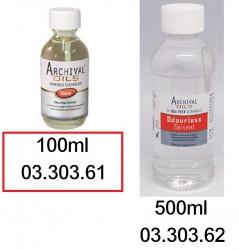 ARCHIVAL 無味油彩調混劑 100ml