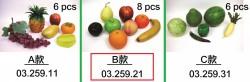 素描蠟果B (8pcs)