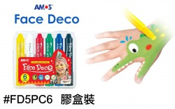 AMOS FACE DECO 6色 #FD5PC6