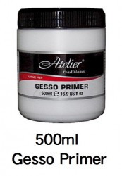 ATELIER專業多用途底紋漿 500ml