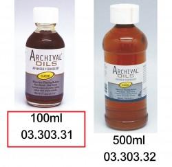 ARCHIVAL 無味油彩專用調混劑 100ml