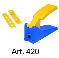 JOVI軟泥團壓模機B  Art.420