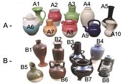 素描陶瓷(每個)