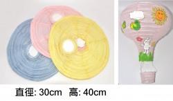 熱氣球花燈