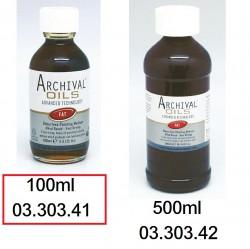 ARCHIVAL 無味油彩潤色調混劑 100ml