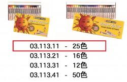 櫻花油粉彩25色