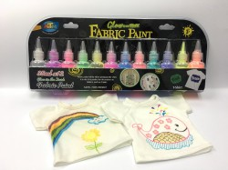 ARTOYS FABRIC PAINTS (12色)
