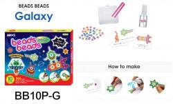 AMOS BEADS BEADS GALAXY 10色 BB10P-G