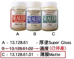 PADICO黏土專用光油(100ml)#3218 (MATT)