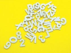 字母/數學膠貼