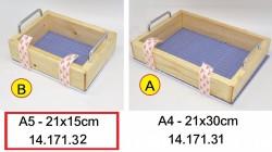 專業造紙器A5 21x15cm