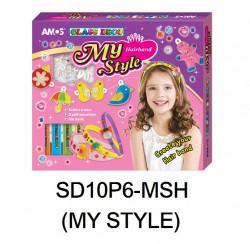 AMOS SUN DECO #SD10P6-MSH(MY STYLE)