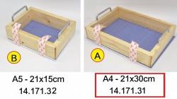 專業造紙器A4 21x30cm