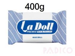 LADOLL輕量石塑黏土 400g (藍袋)